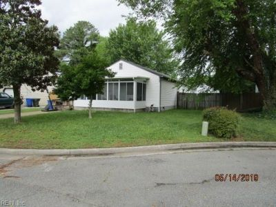 property image for 513 Lester Road NEWPORT NEWS VA 23601