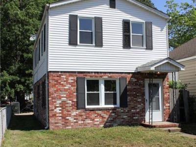 property image for 3732 Peterson Street NORFOLK VA 23513