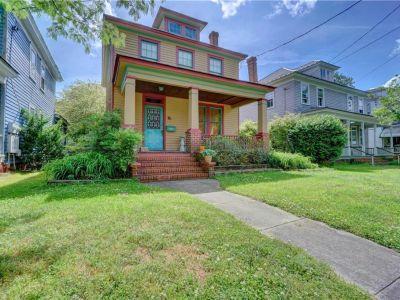 property image for 635 Mt Vernon Avenue PORTSMOUTH VA 23707