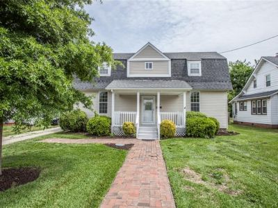 property image for 356 Lasalle Avenue HAMPTON VA 23661