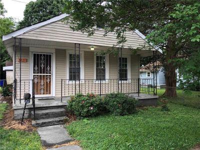 property image for 3721 Peterson Street NORFOLK VA 23513
