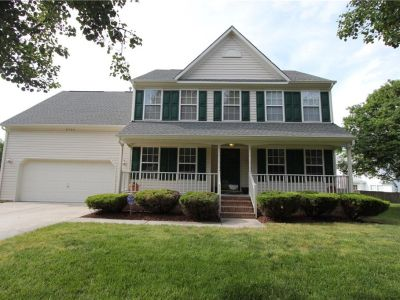 property image for 6702 Dickens Court SUFFOLK VA 23435