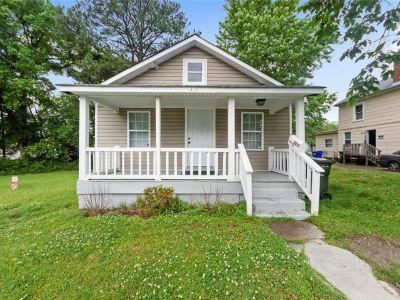 property image for 3217 Argonne Avenue NORFOLK VA 23509