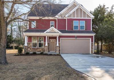 Lot 1 Blackwater Road, Virginia Beach, VA 23457