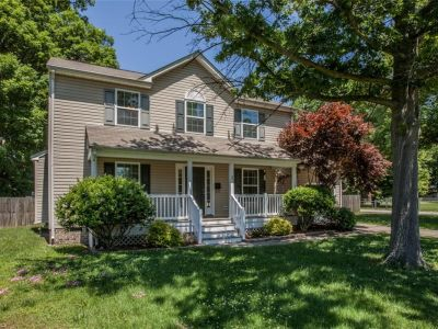 property image for 25 Groome Road NEWPORT NEWS VA 23601