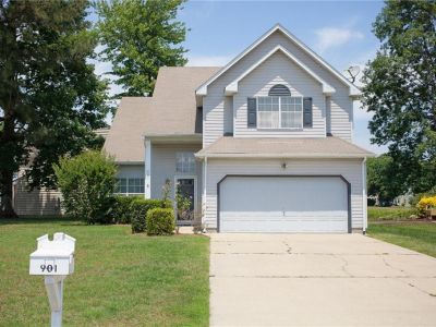 property image for 901 Foxboro Drive NEWPORT NEWS VA 23602