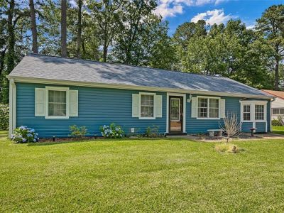 property image for 3812 Red Barn Road PORTSMOUTH VA 23703