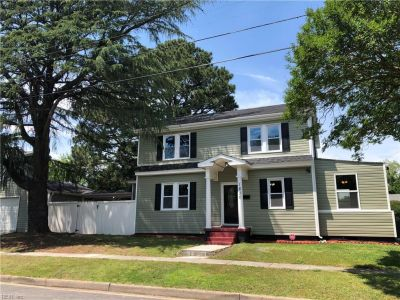 property image for 1830 Canton Avenue Avenue NORFOLK VA 23523