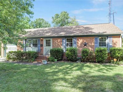 property image for 3 Rugby Road NEWPORT NEWS VA 23606