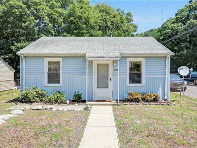 property image for 500 Marion Road HAMPTON VA 23663