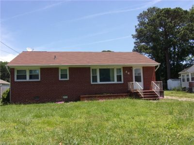 property image for 46 Glenhaven Drive HAMPTON VA 23664