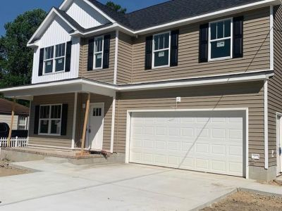 property image for 2817 Rosalee Drive HAMPTON VA 23661