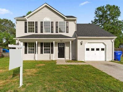 property image for 853 Haskins Drive SUFFOLK VA 23434