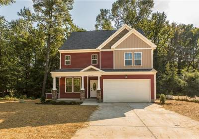 60 Brogden Lane, Hampton, VA 23666