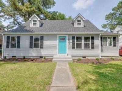 property image for 1702 Tarrall Avenue NORFOLK VA 23509