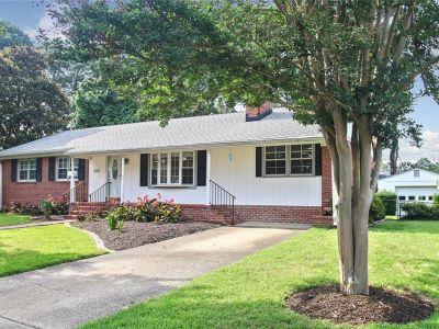 property image for 109 Southerland Drive HAMPTON VA 23669