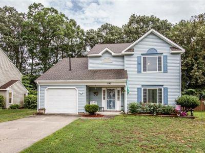property image for 243 Dunn Circle HAMPTON VA 23666