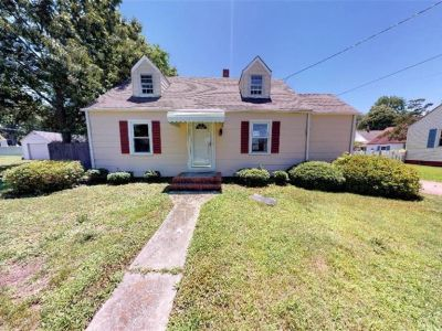 property image for 5003 Vick Street PORTSMOUTH VA 23701