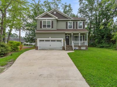 property image for 501 Apache Road PORTSMOUTH VA 23701