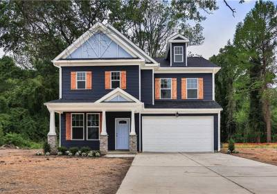 .25 AC Hudgins Circle, Suffolk, VA 23436