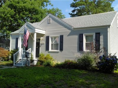 property image for 1208 Evelyn Street NORFOLK VA 23518