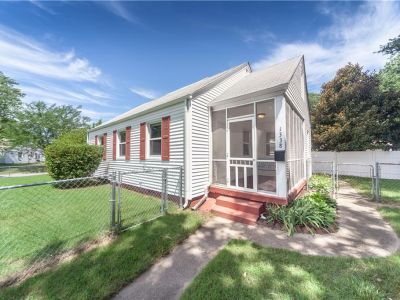 property image for 1338 Chanelka Road NORFOLK VA 23503