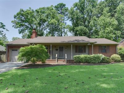 property image for 7825 Camellia Road NORFOLK VA 23518