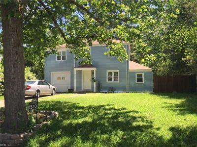 property image for 3510 Pomroy Avenue NORFOLK VA 23509