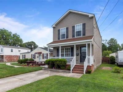 property image for 2320 Birch Street NORFOLK VA 23513