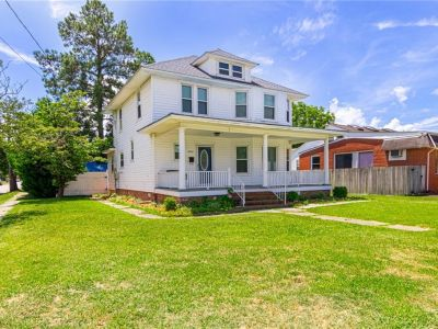 property image for 3701 County Street PORTSMOUTH VA 23707