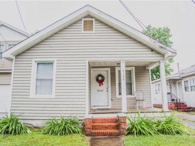 property image for 3132 Kansas Avenue NORFOLK VA 23513
