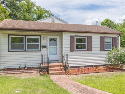 property image for 7456 Tapley Avenue NORFOLK VA 23505