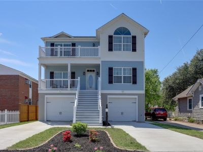property image for 1105 Ocean View Avenue NORFOLK VA 23503