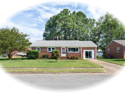 property image for 311 Hercules Drive HAMPTON VA 23669