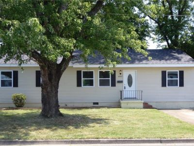 property image for 4907 Andover Drive HAMPTON VA 23605