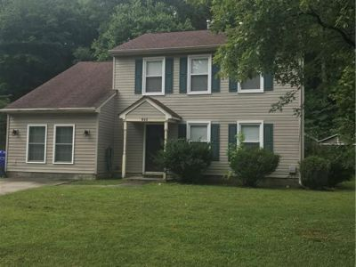 property image for 842 Haskins Drive SUFFOLK VA 23434
