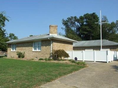 property image for 9506 Beaumont Street NORFOLK VA 23503
