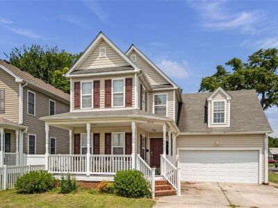 property image for 3614 Princess Anne Road NORFOLK VA 23502