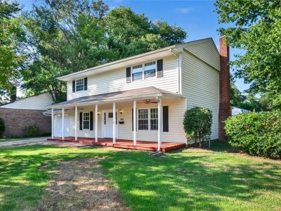 property image for 810 Chatsworth Drive NEWPORT NEWS VA 23601
