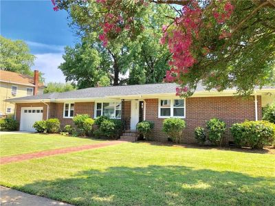 property image for 2923 Woodland Avenue NORFOLK VA 23504
