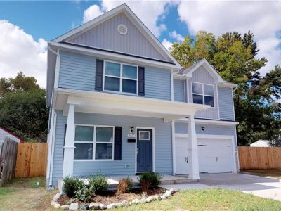 property image for 503 Fresh Meadow Road NORFOLK VA 23503