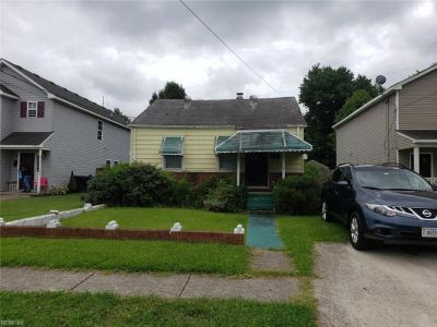 property image for 1411 Wirt Avenue PORTSMOUTH VA 23704