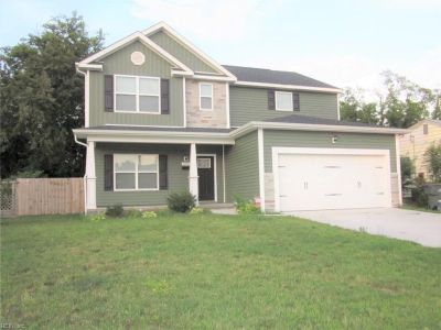 property image for 7104 Gregory Drive NORFOLK VA 23513
