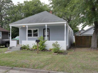property image for 3133 Kansas Avenue NORFOLK VA 23513