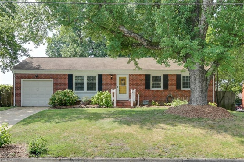 Photo 1 of 35 residential for sale in Newport News virginia