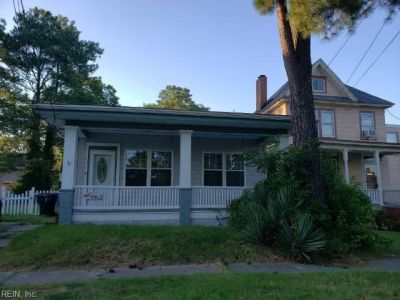 property image for 1516 Barron Street PORTSMOUTH VA 23704