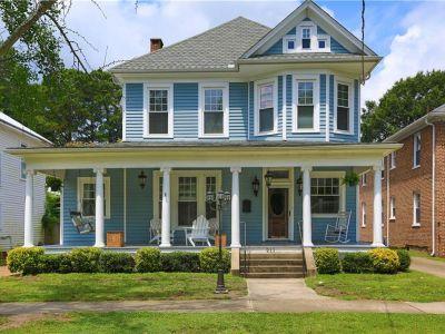 property image for 211 Linden Avenue SUFFOLK VA 23434