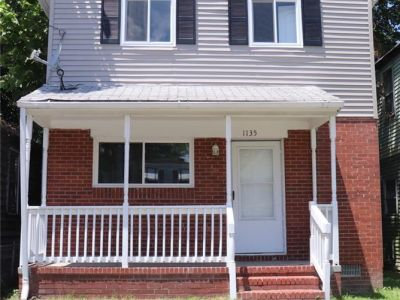 property image for 1135 32nd Street NEWPORT NEWS VA 23607