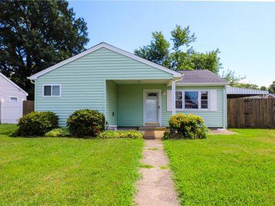 property image for 1404 Woodcrest Drive HAMPTON VA 23663