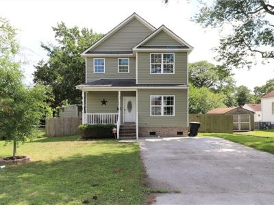 property image for 3715 Columbia Street PORTSMOUTH VA 23707